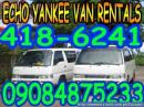 Van Rental Luzon area, Van For Rent, Rent a Van,Car for Rent a Car
