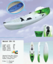 BangkaPro's KAYAK- Model: Swan- Backseat and Paddle included