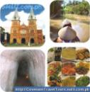4D3N SAIGON VIETNAM With City Tour, Cu Chi Tunnel, My Tho Cruise