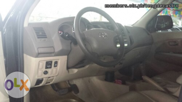 2006 Toyota Fortuner 3.0V 4x4 Diesel AT