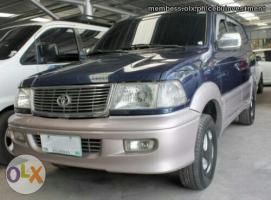 For Sale Toyota Revo 2.4 located in Cebu City