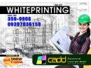 Whiteprint, CAD Plotting, Blueprint & Large Format Scanning