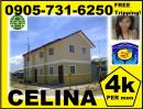 Celina Plains Subd Affordable Townhouse murang bahay Rent to Own